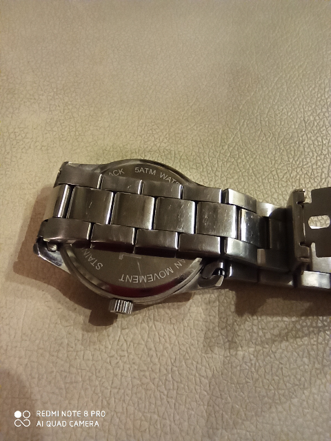 Часы Tamer купил в Красноярске.