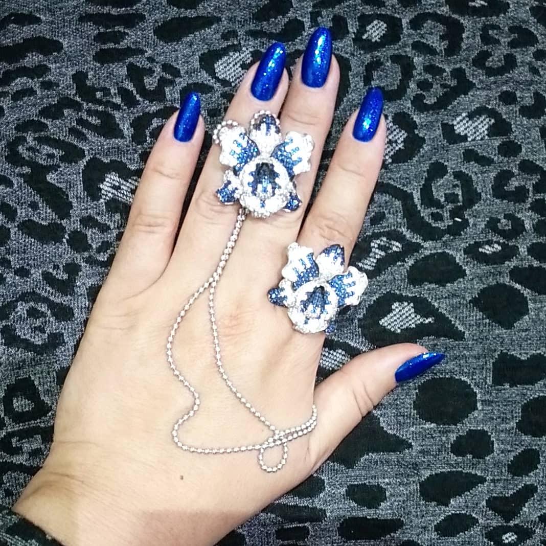 Кольцо-шедевр! ❤️