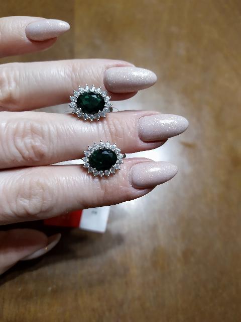 Благородная зелень.