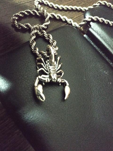 Скорпион для моего сына:-)