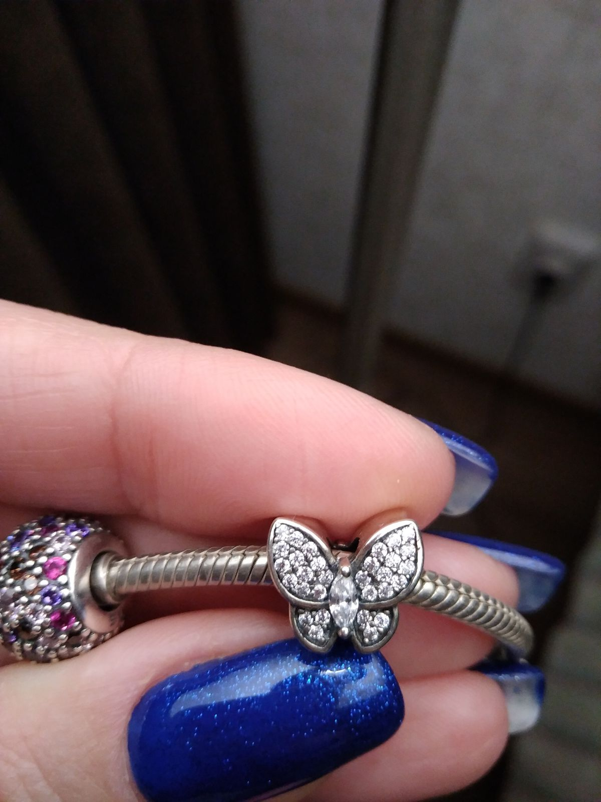 Бабочка очаровашка!