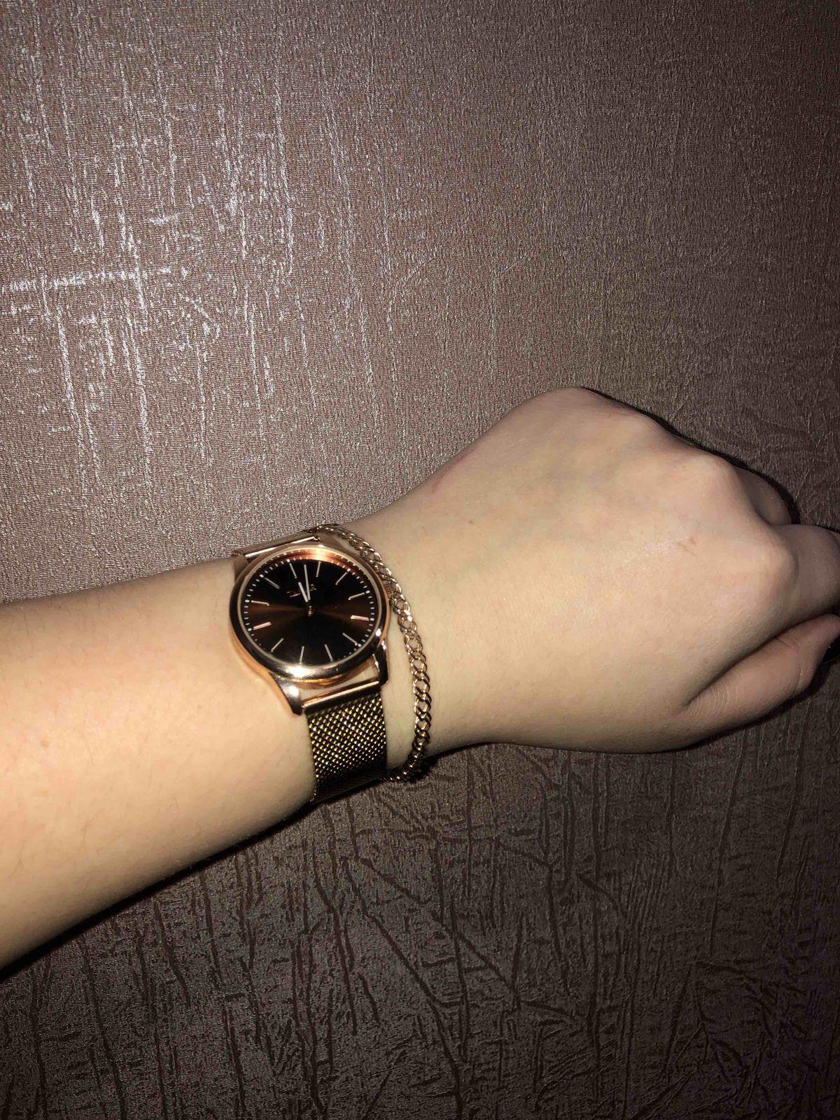 Часы под розовое золото😻😻