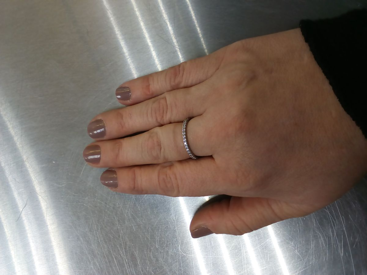 Удивительное кольцо.