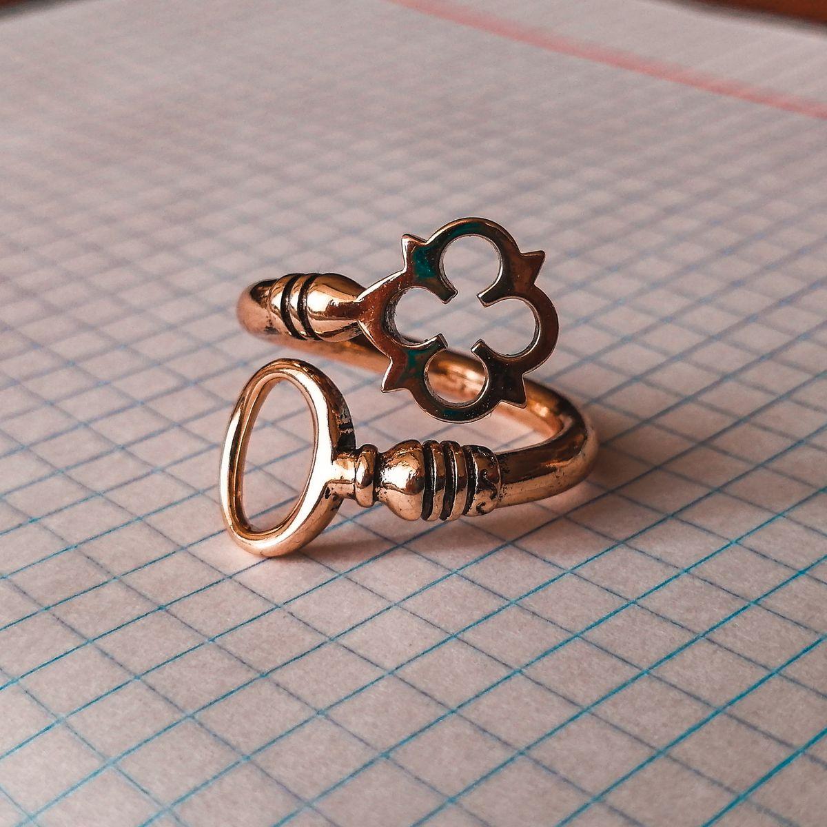 Очень красивое и волшебное кольцо