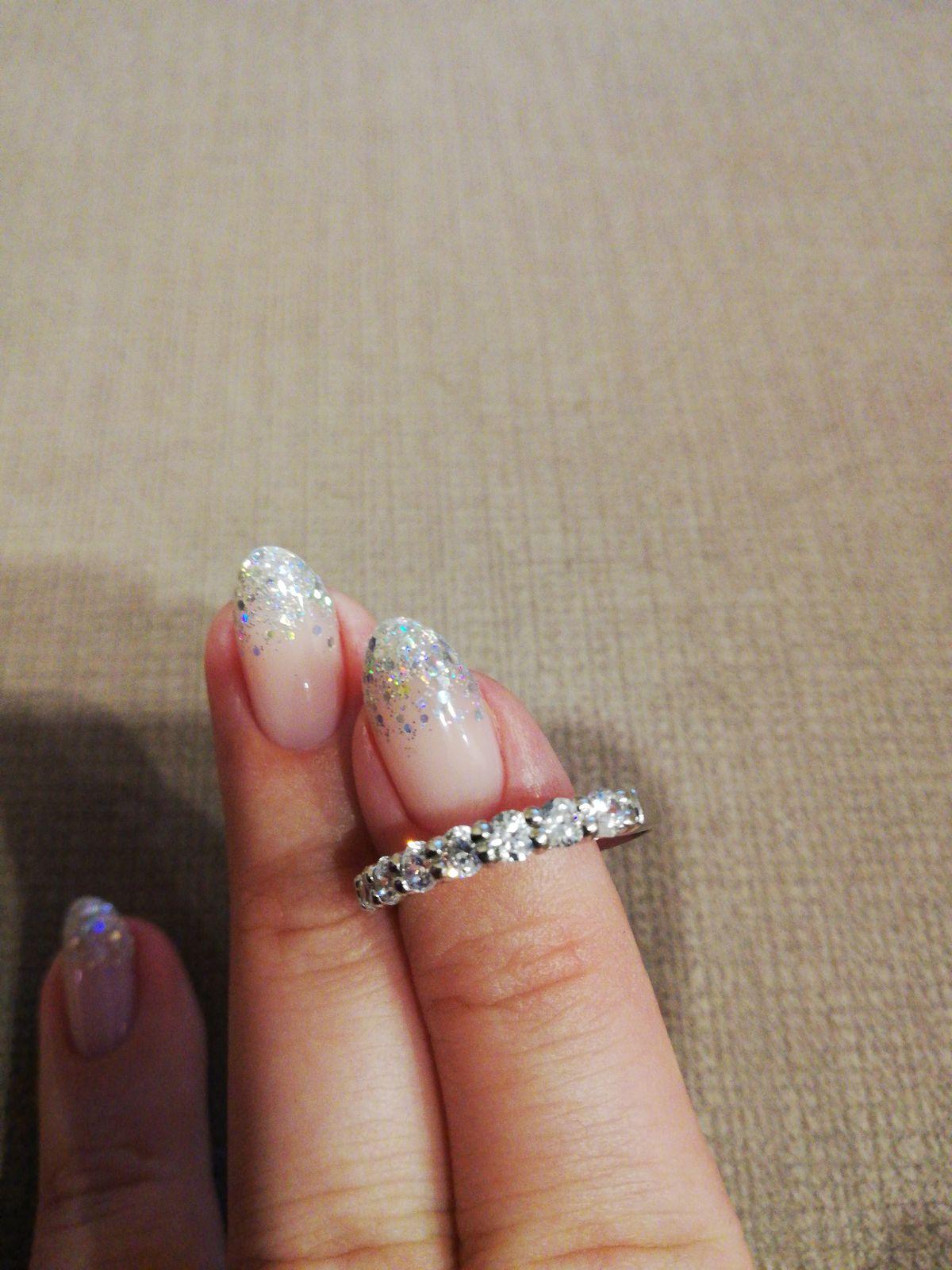 Дорожка из бриллиантов 🤗