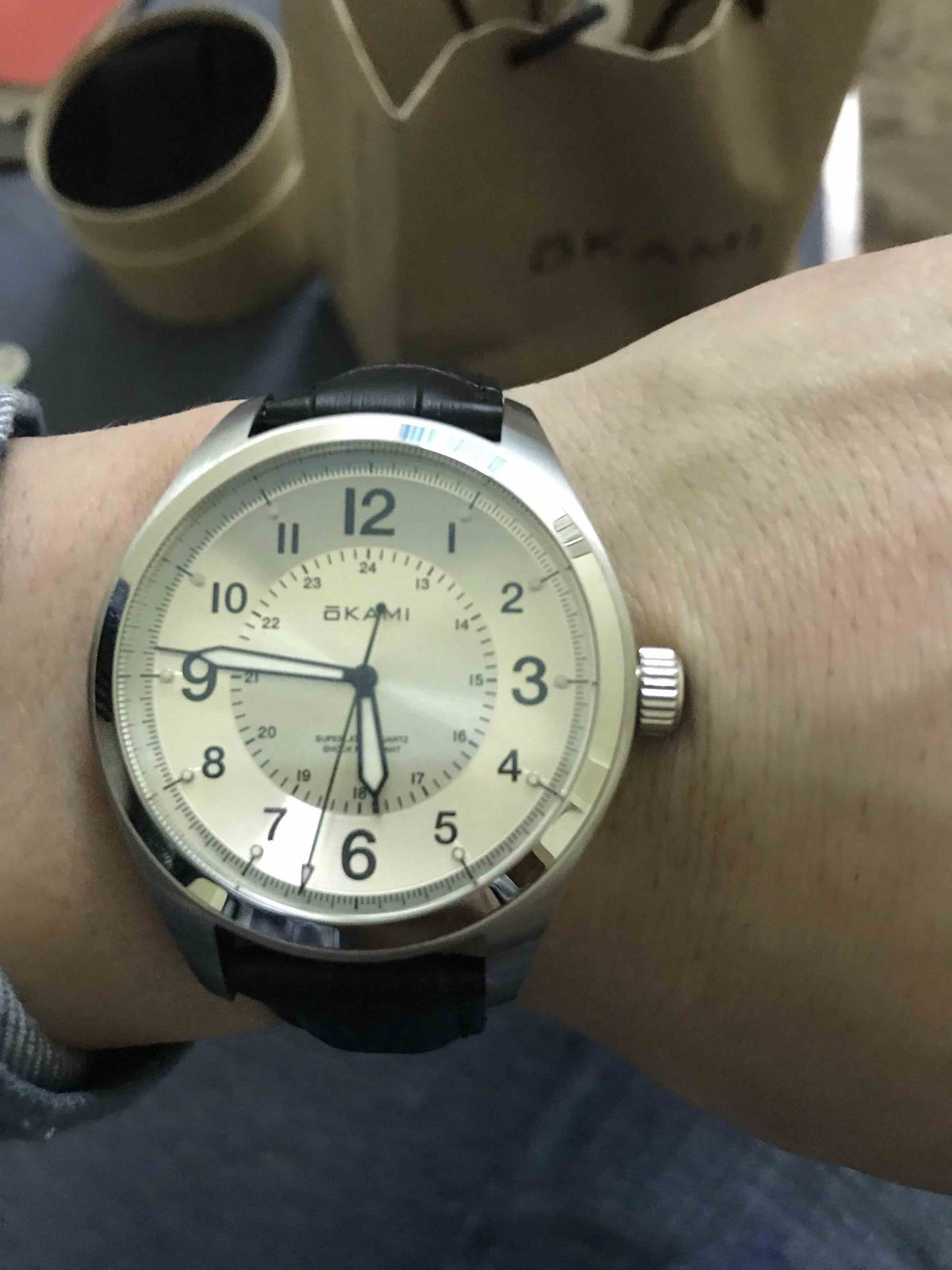Часы японские
