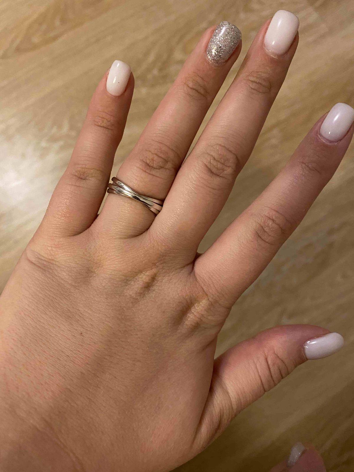 Отличное оригинальное кольцо