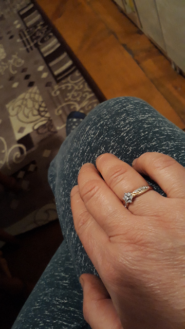 Долгожданный подарок мужа на новый год, выбирали вместе с дочкой