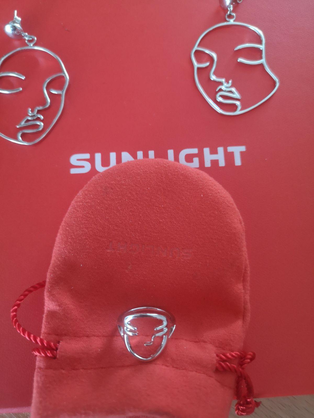 Sunlight-кольцо-круто!