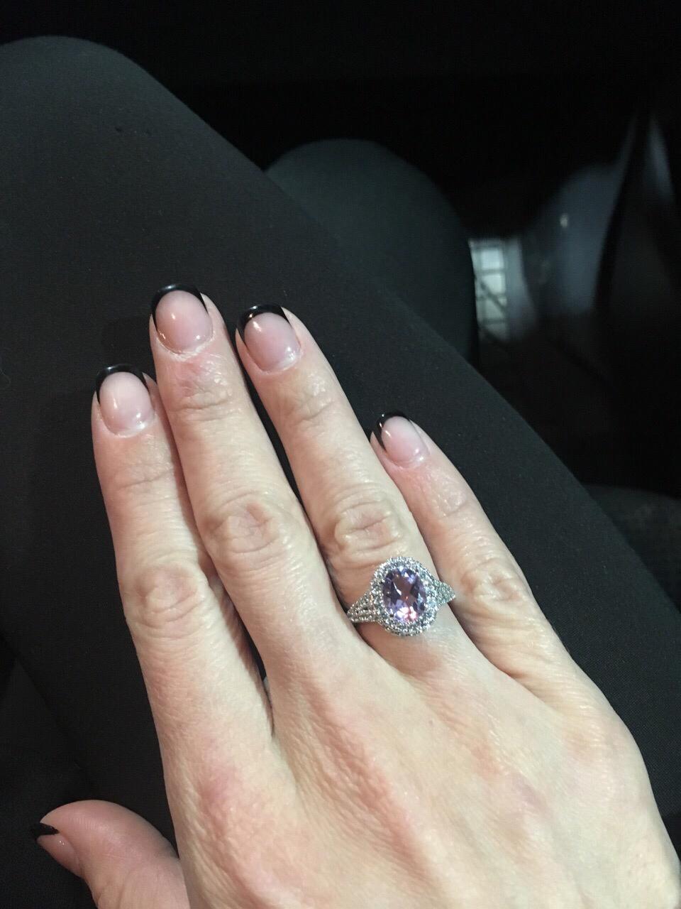 Очень красиво кольцо )
