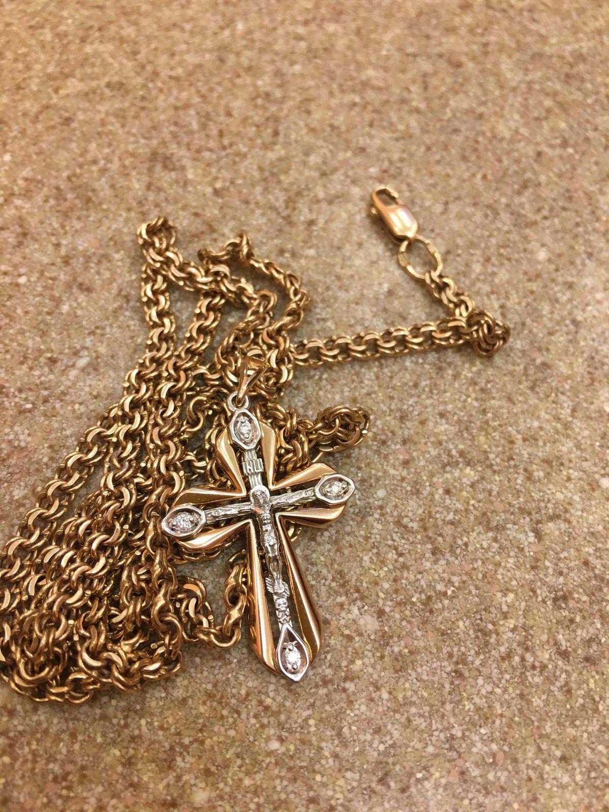 Долго искала для себя хороший православный крестик.