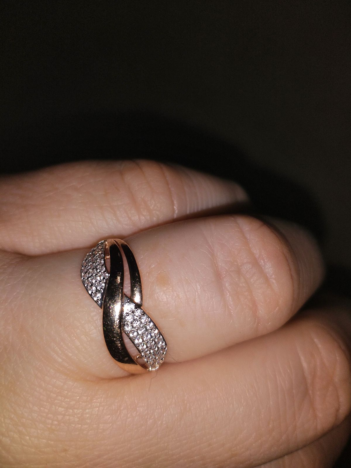 Объёмное, великолепное кольцо!!!