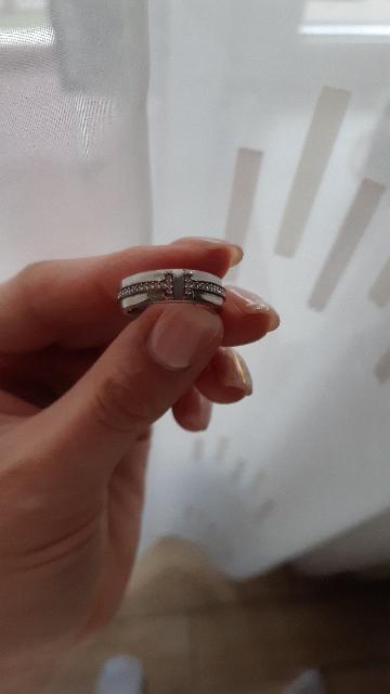 Кольцо серебряное, с камнями