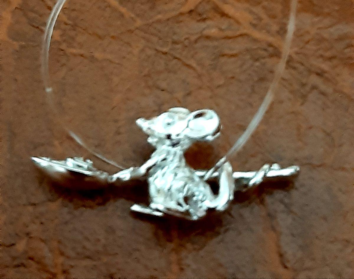 Серебряный мышонок