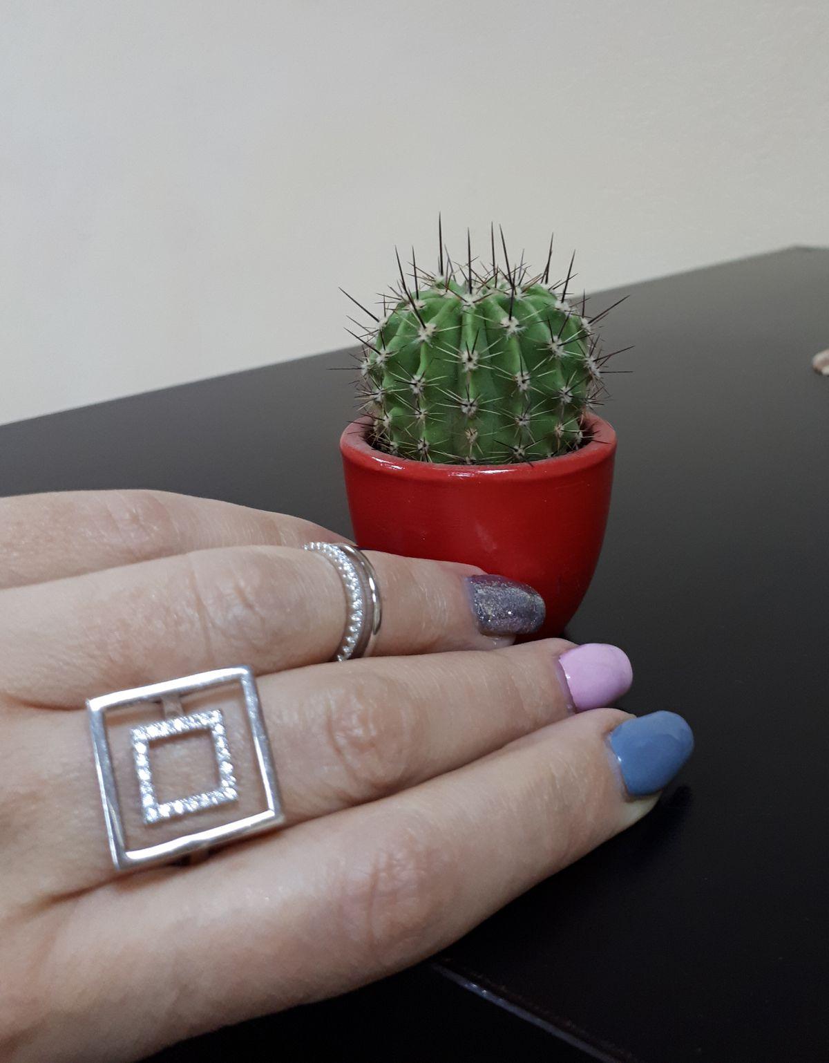 Отличное кольцо для фаланги или изящных пальчиков