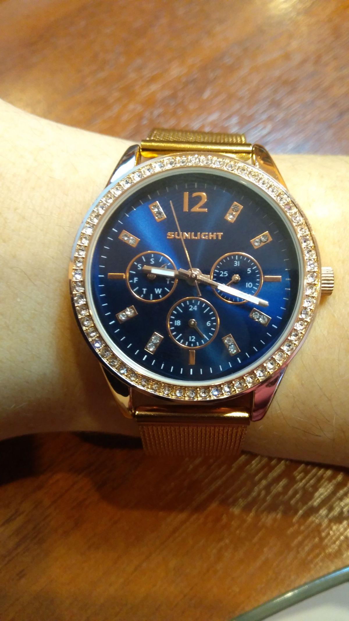 Часики для счастливой женщины!