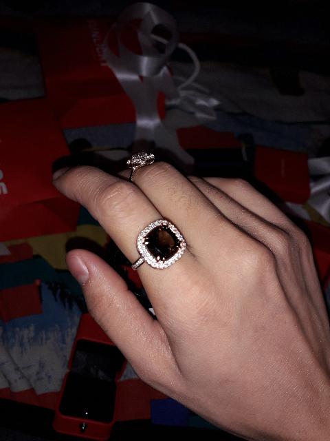Идеальные кольцо