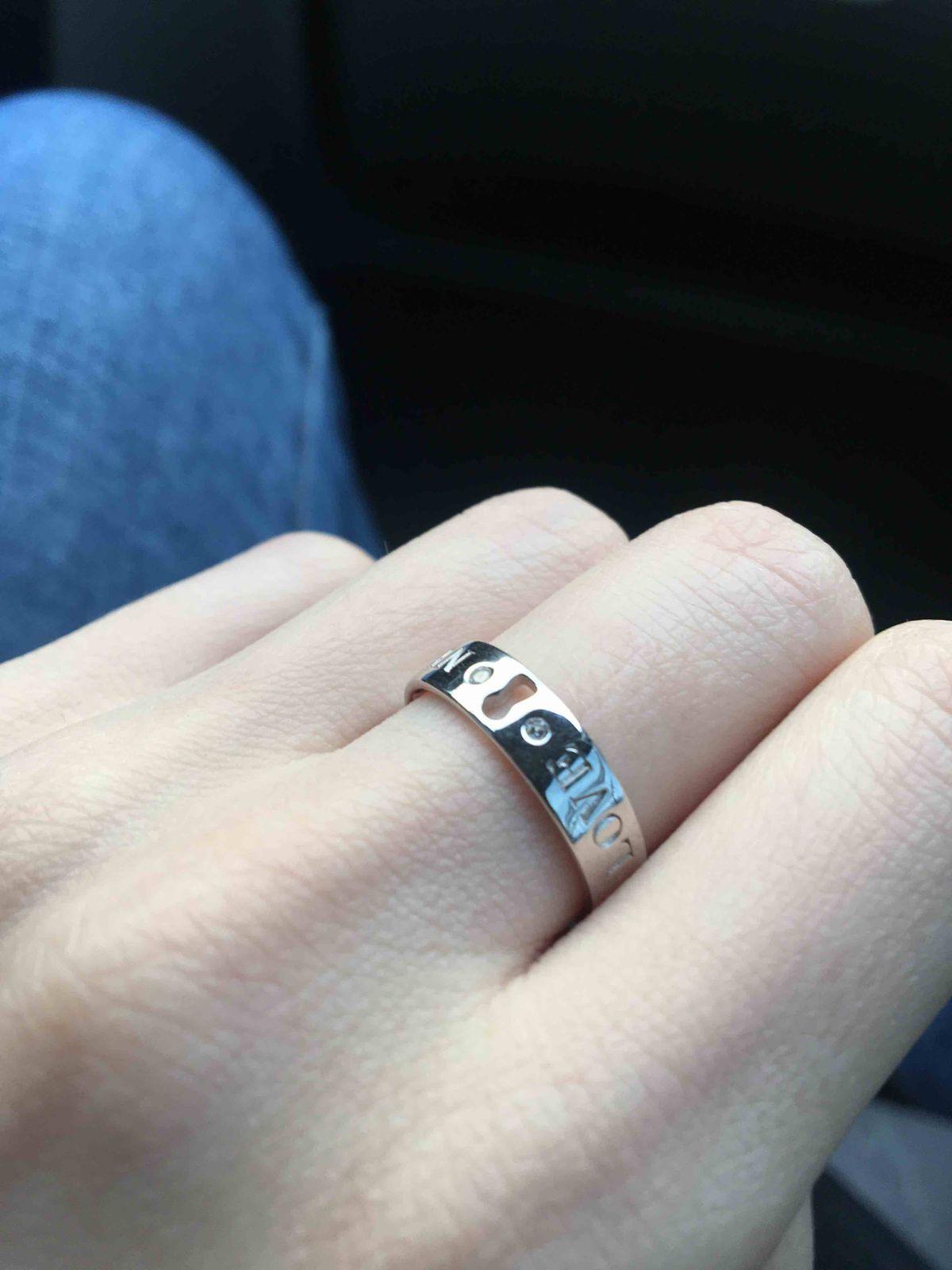 Отличное кольцо по зорошей скидке
