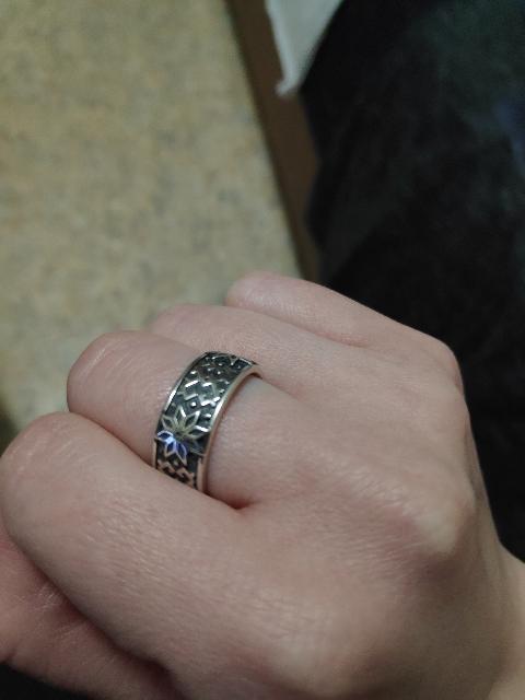 Кольцо Алатырь