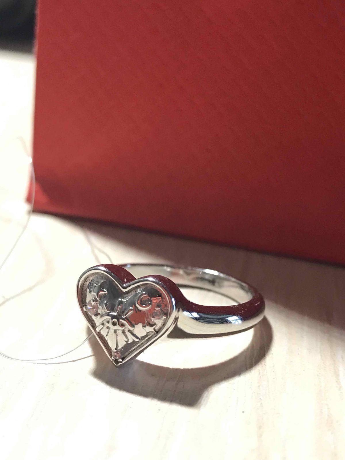 Очаровательное кольцо!!!!❤️