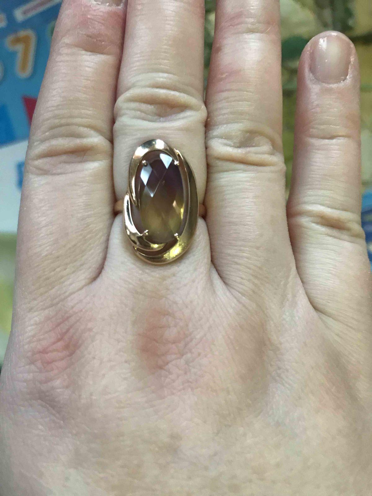 Любимый перстень
