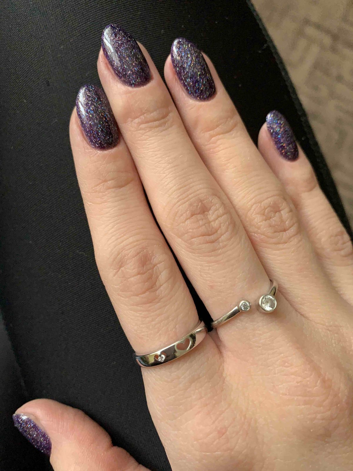 Очень милое и скромное кольцо