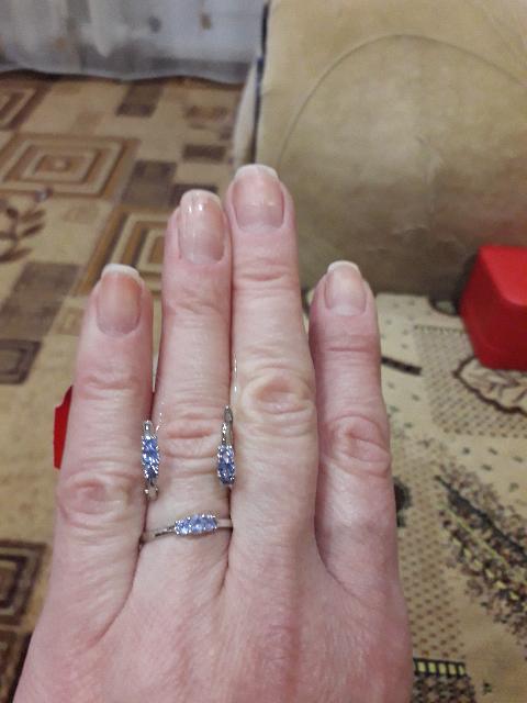 Голубые бриллианты !