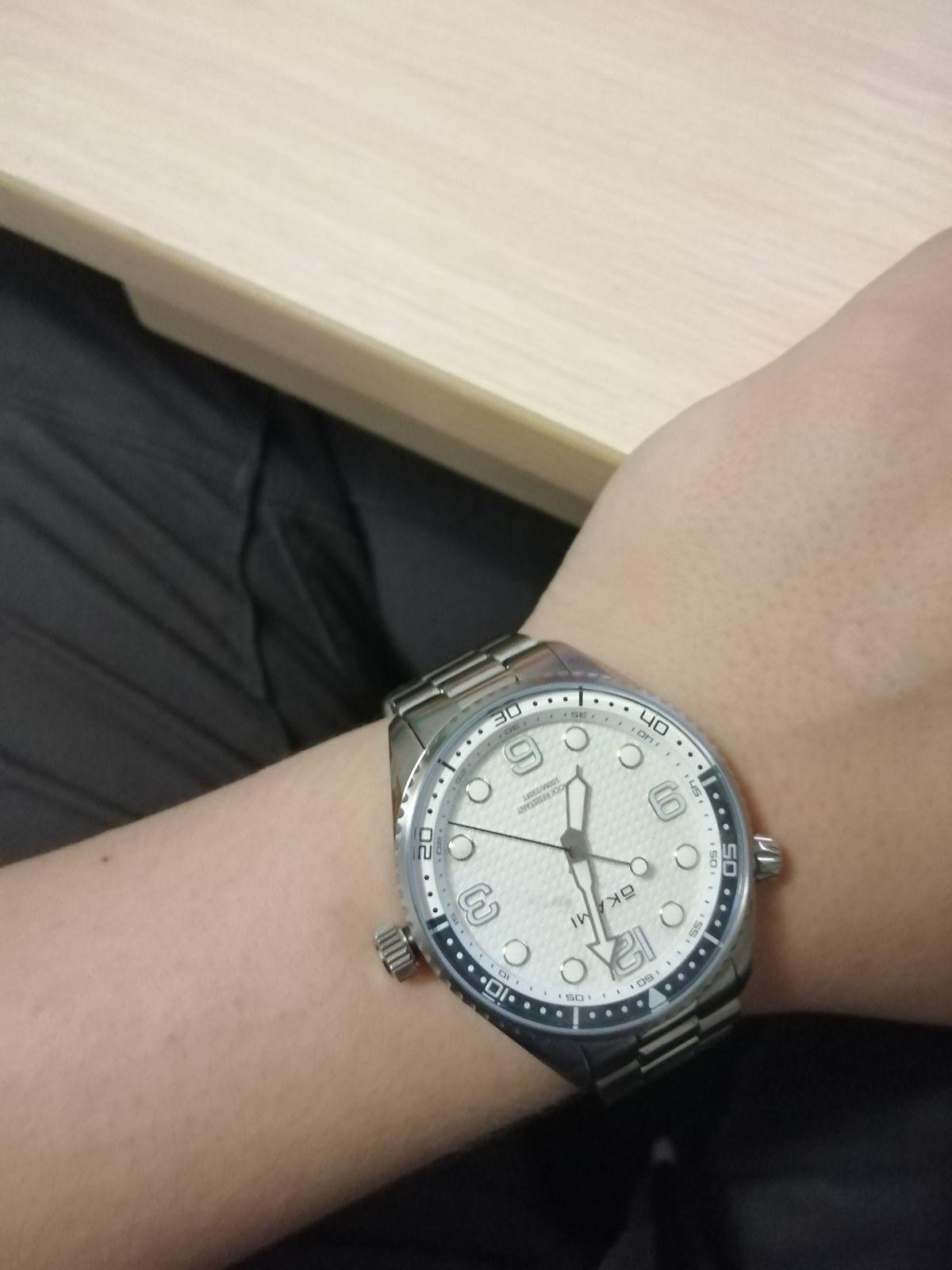Просто прекрасные часы.