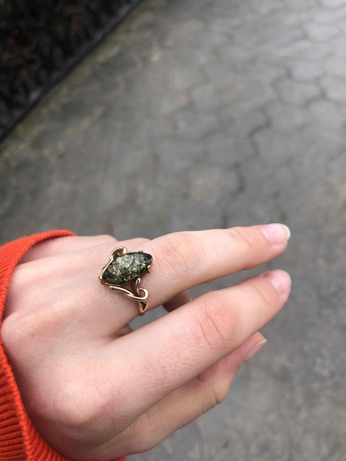 Я наверное никогда не сниму это кольцо, оно очень практичное
