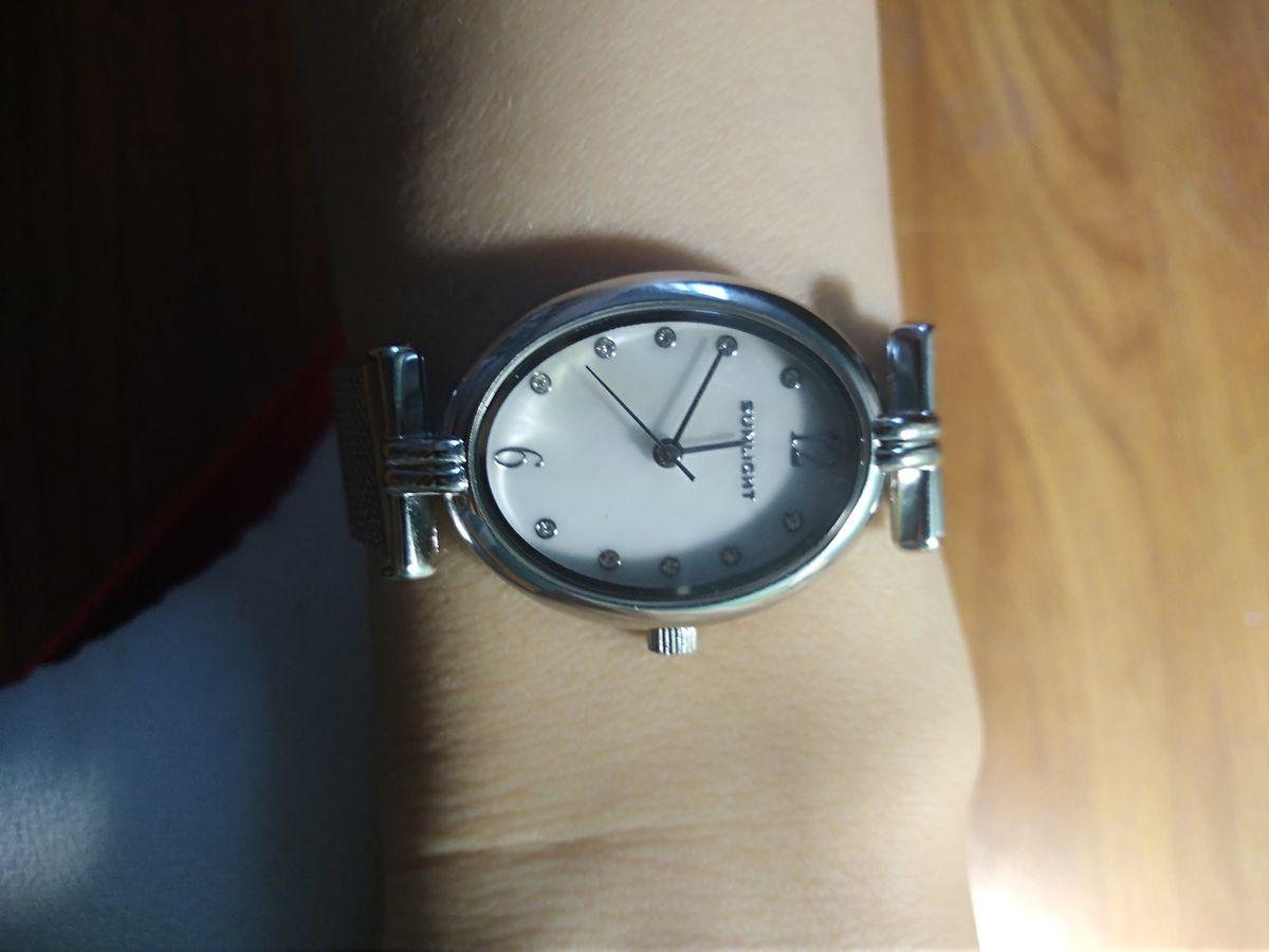 Стильные классические часы!