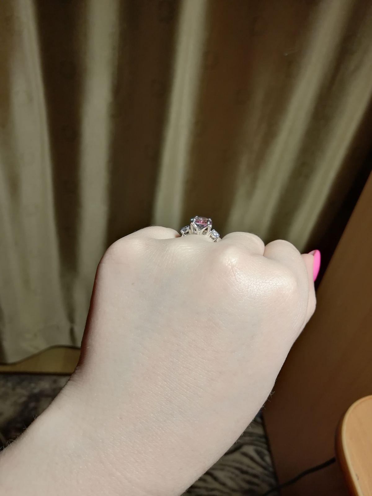 Нереальное кольцо, я в восторге🤤