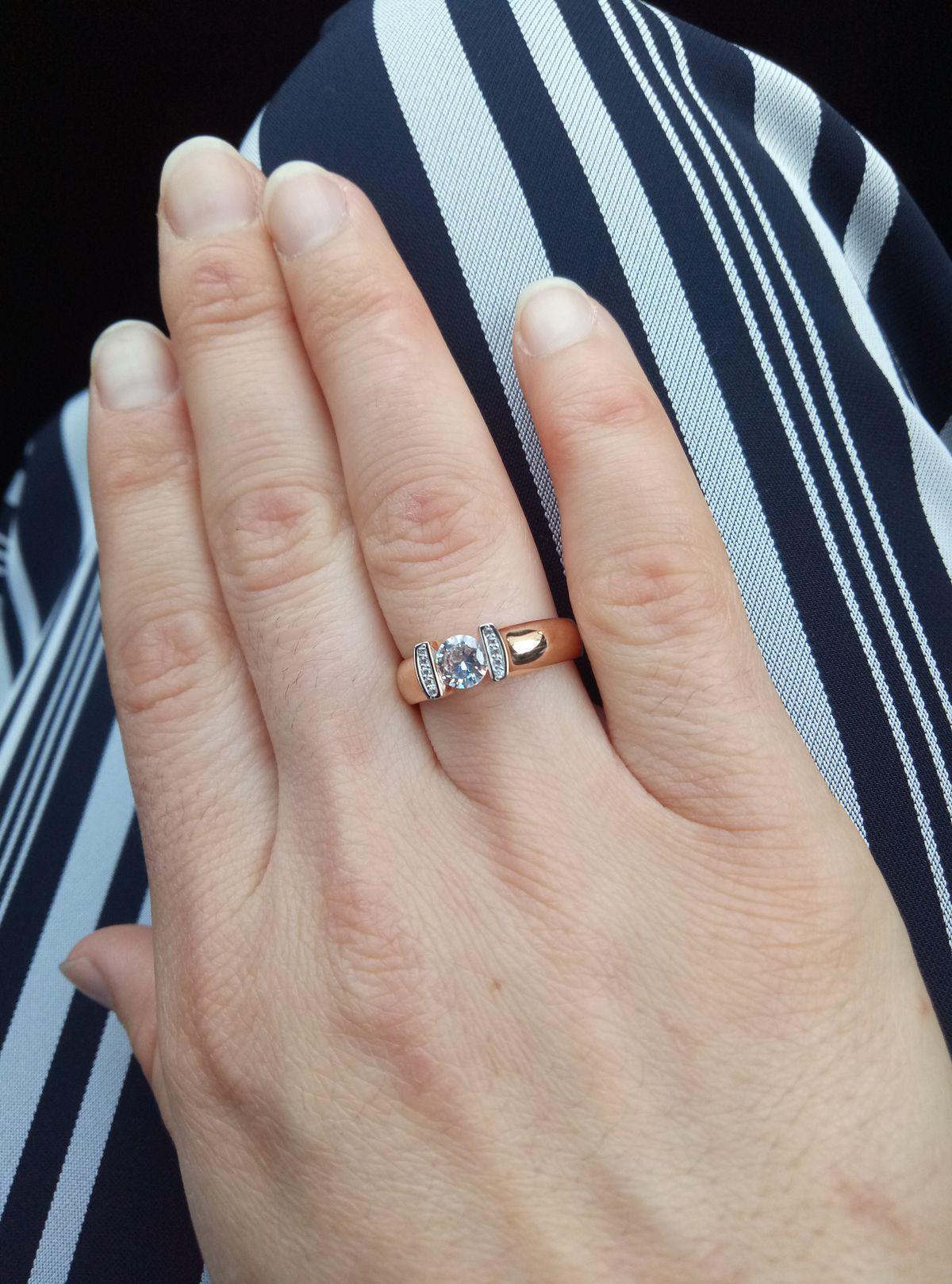 💍Шикарное кольцо!💍