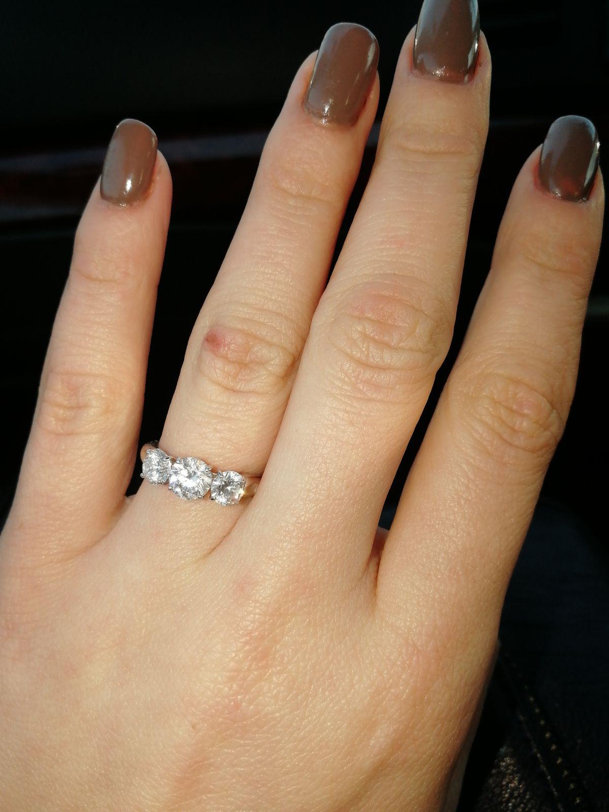 Отличное кольцо! 🙂