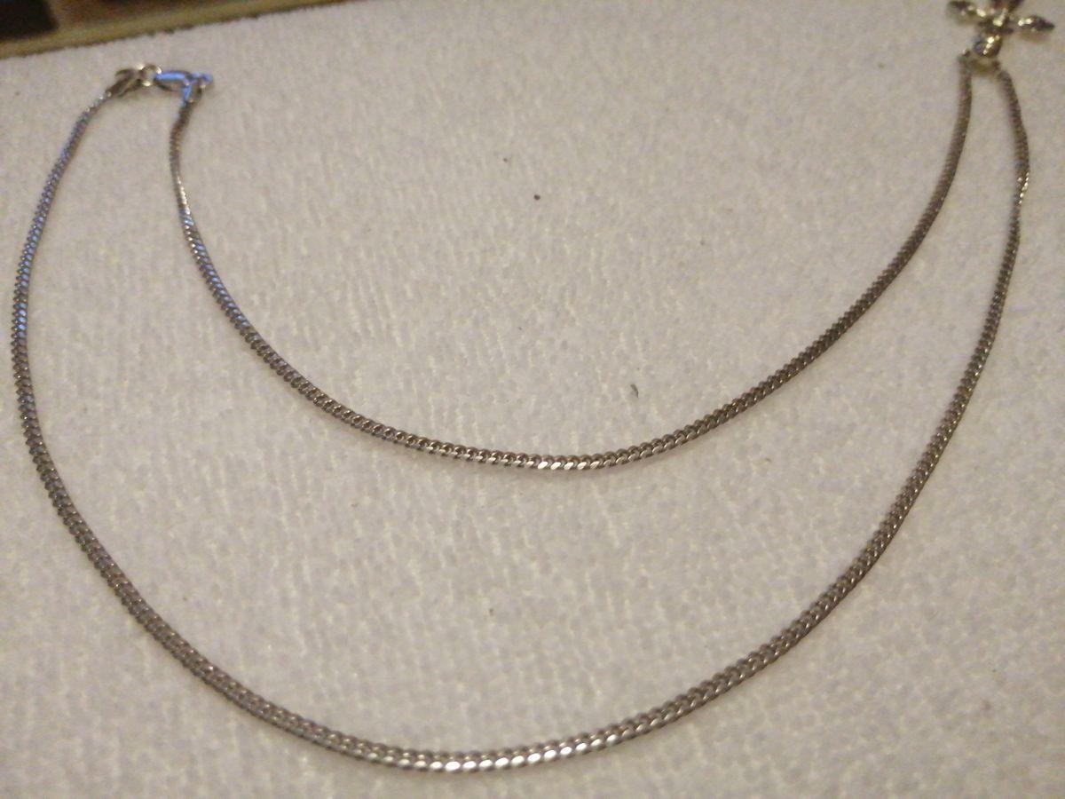 Серебро цепи