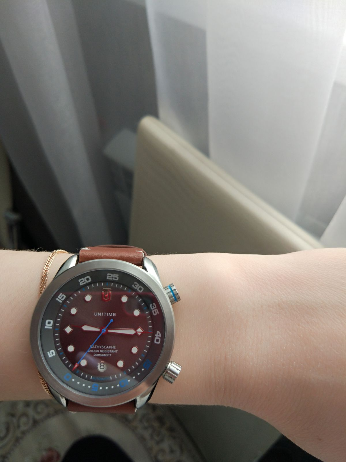 Купила часы как подарок