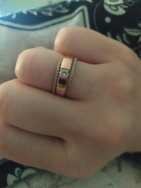 Кольцо , отличный подарок на день рождения!