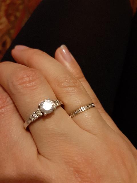 Замечательное, стильное кольцо.
