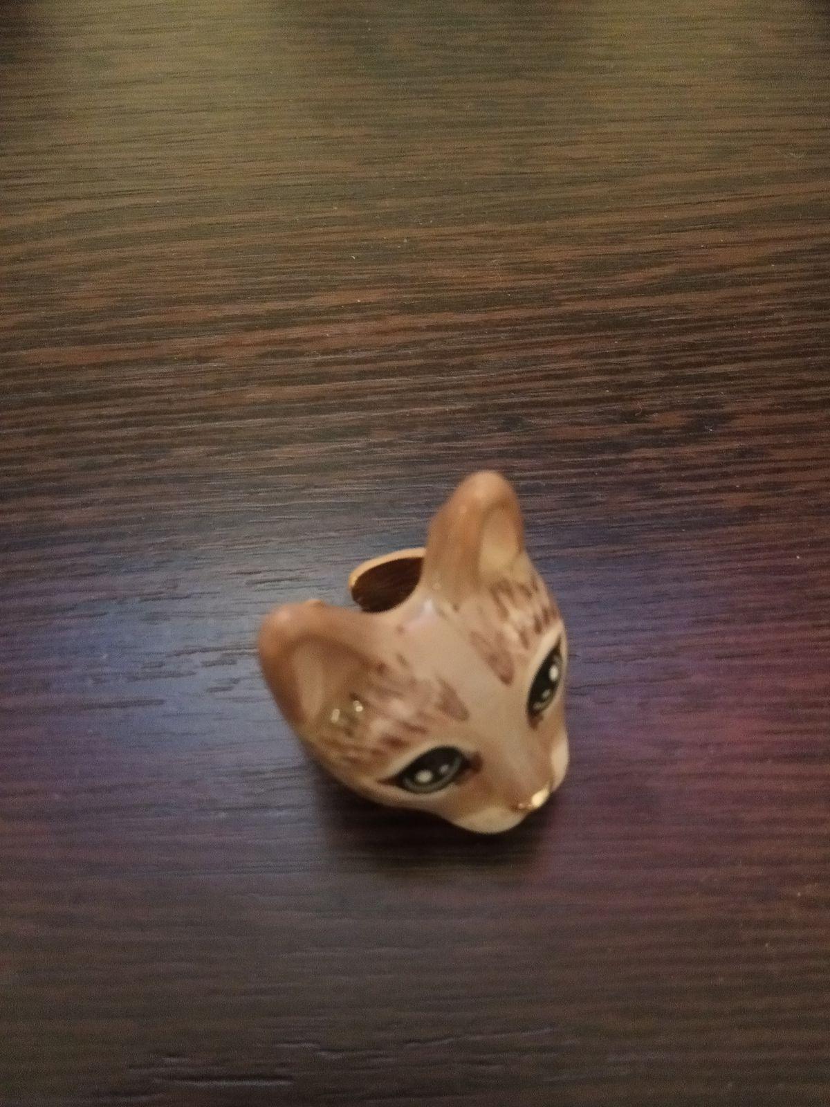 Кольцо-кошка