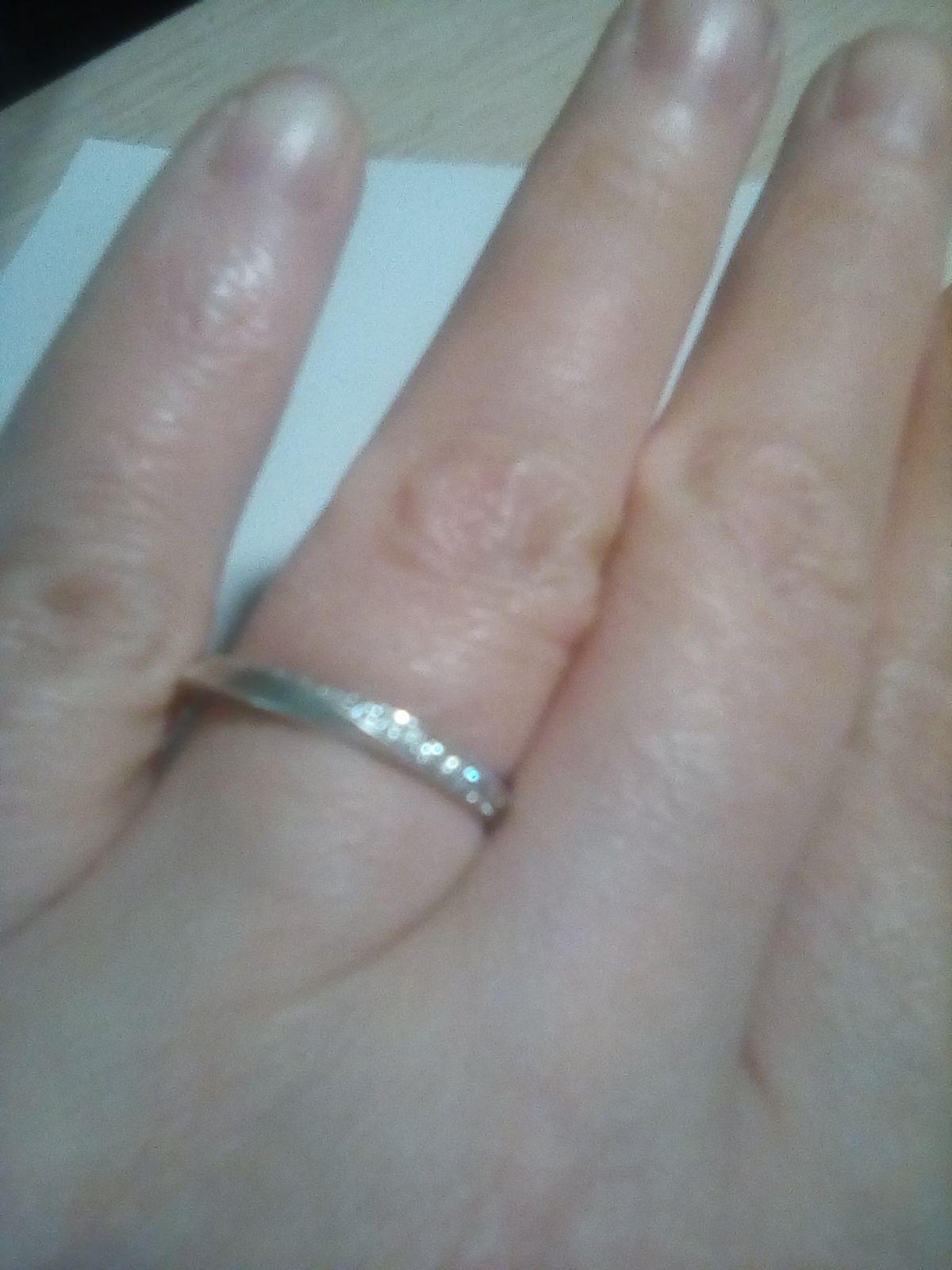 Кольцо с изюминкой