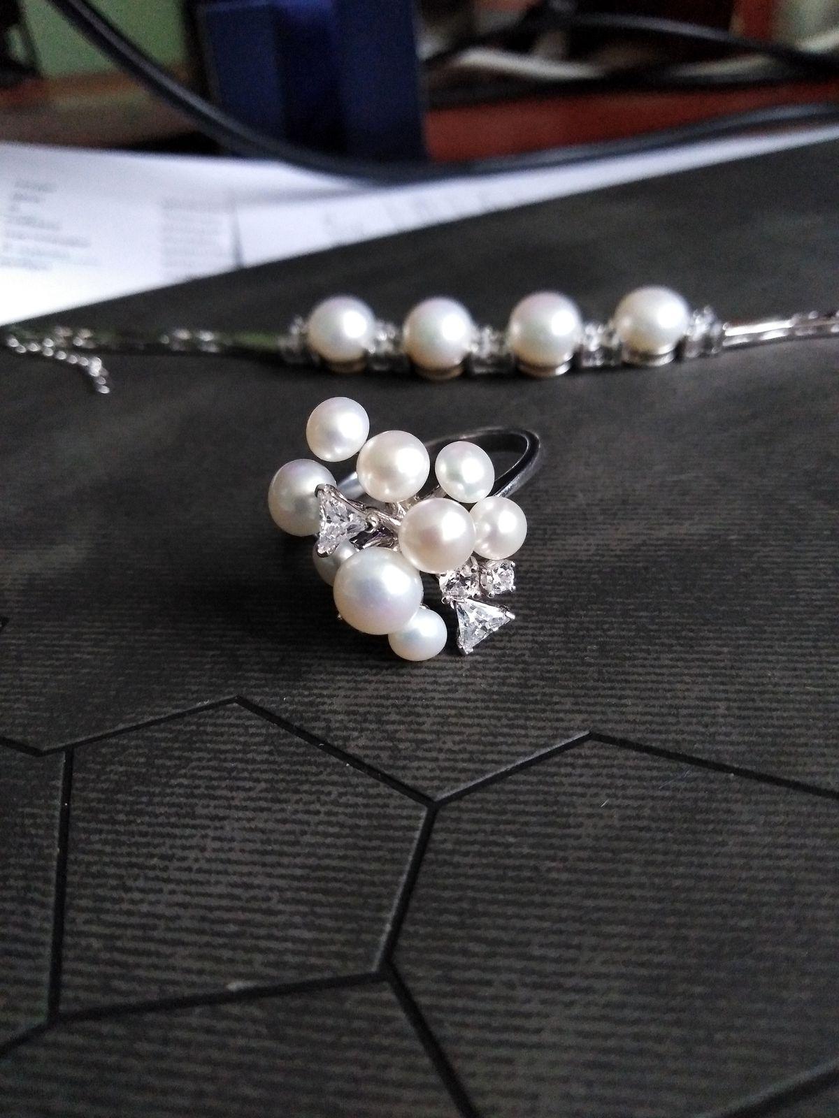Идеальное кольцо для идеальной женщины.