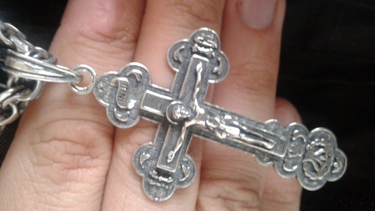 Отличный, очень красивый крест!!!