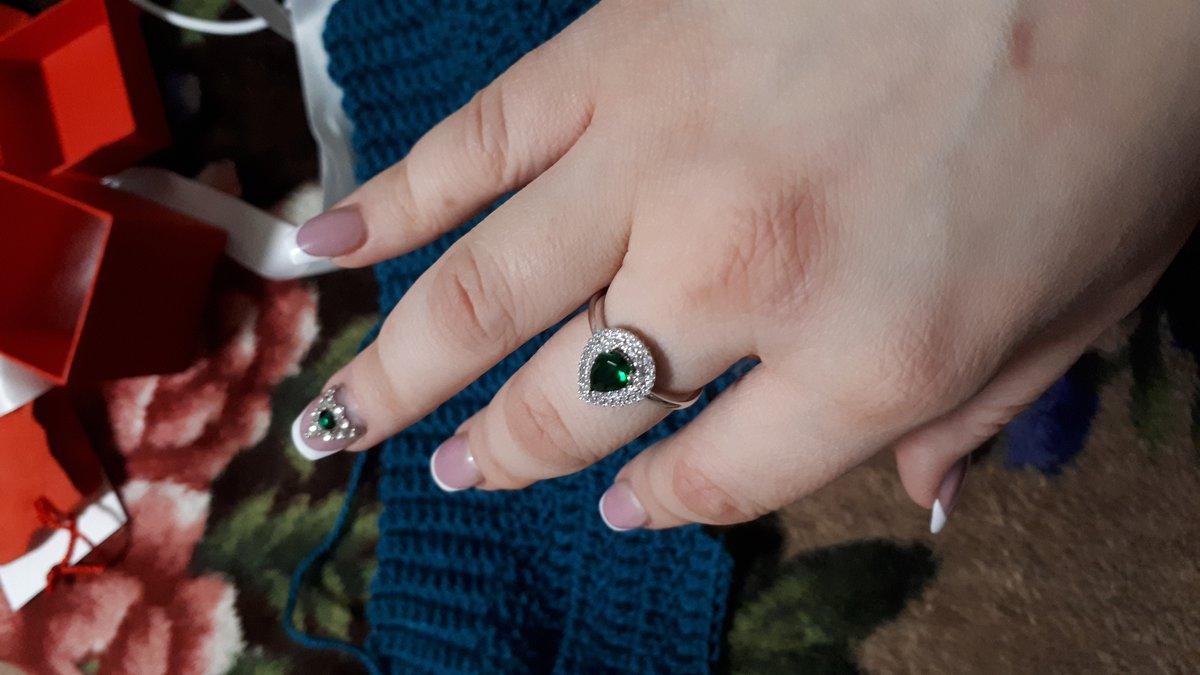 Кольцо, которое не захочется снимать!
