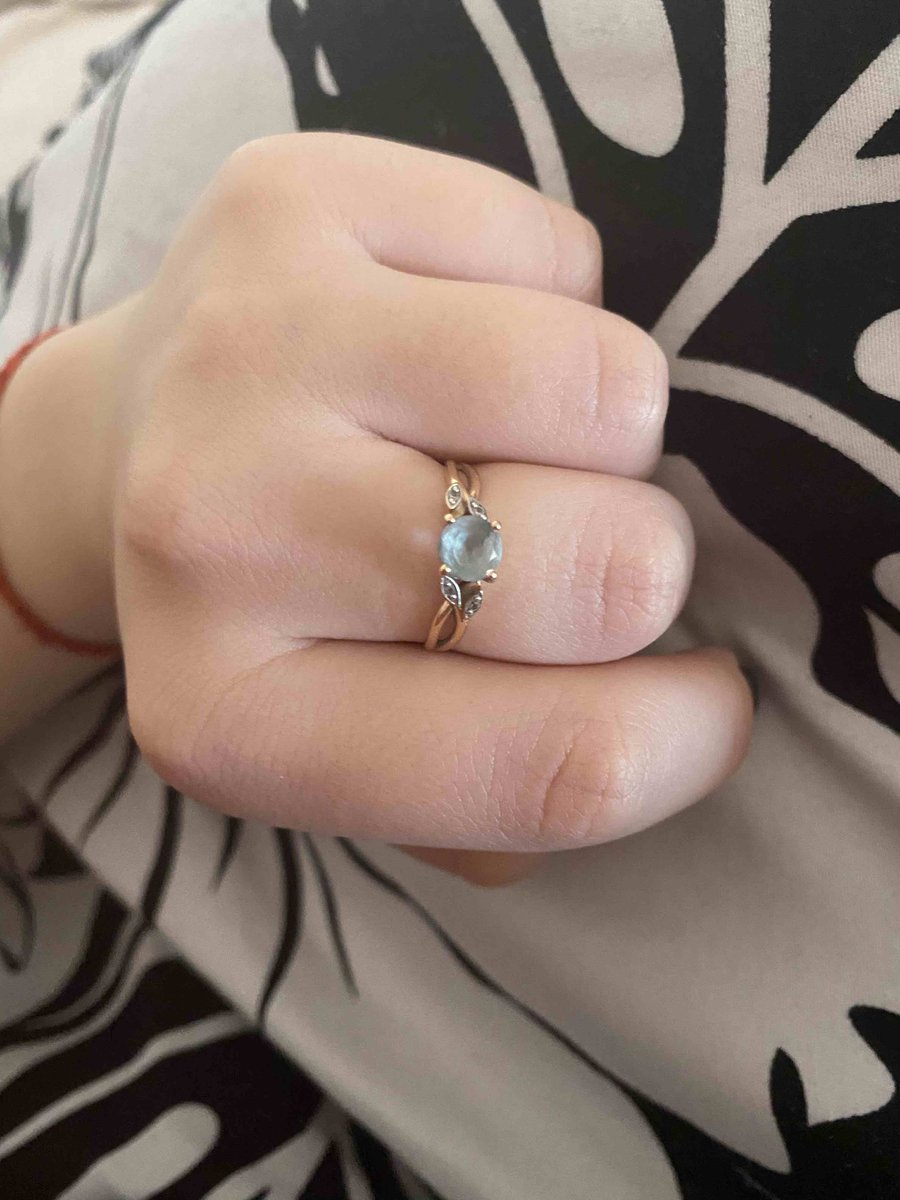 Мок самое  любимое кольцо))
