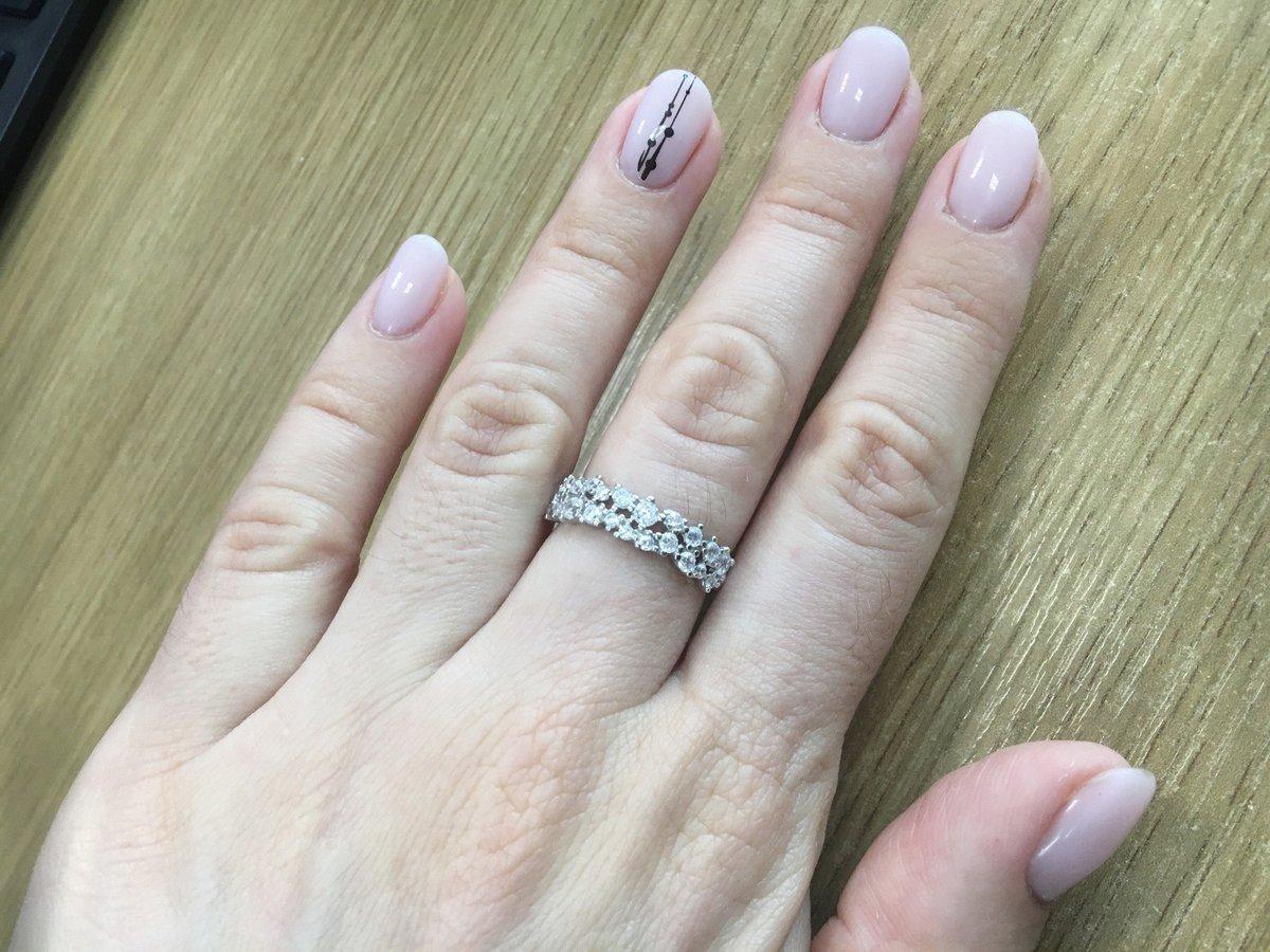 Очень красивое колцо
