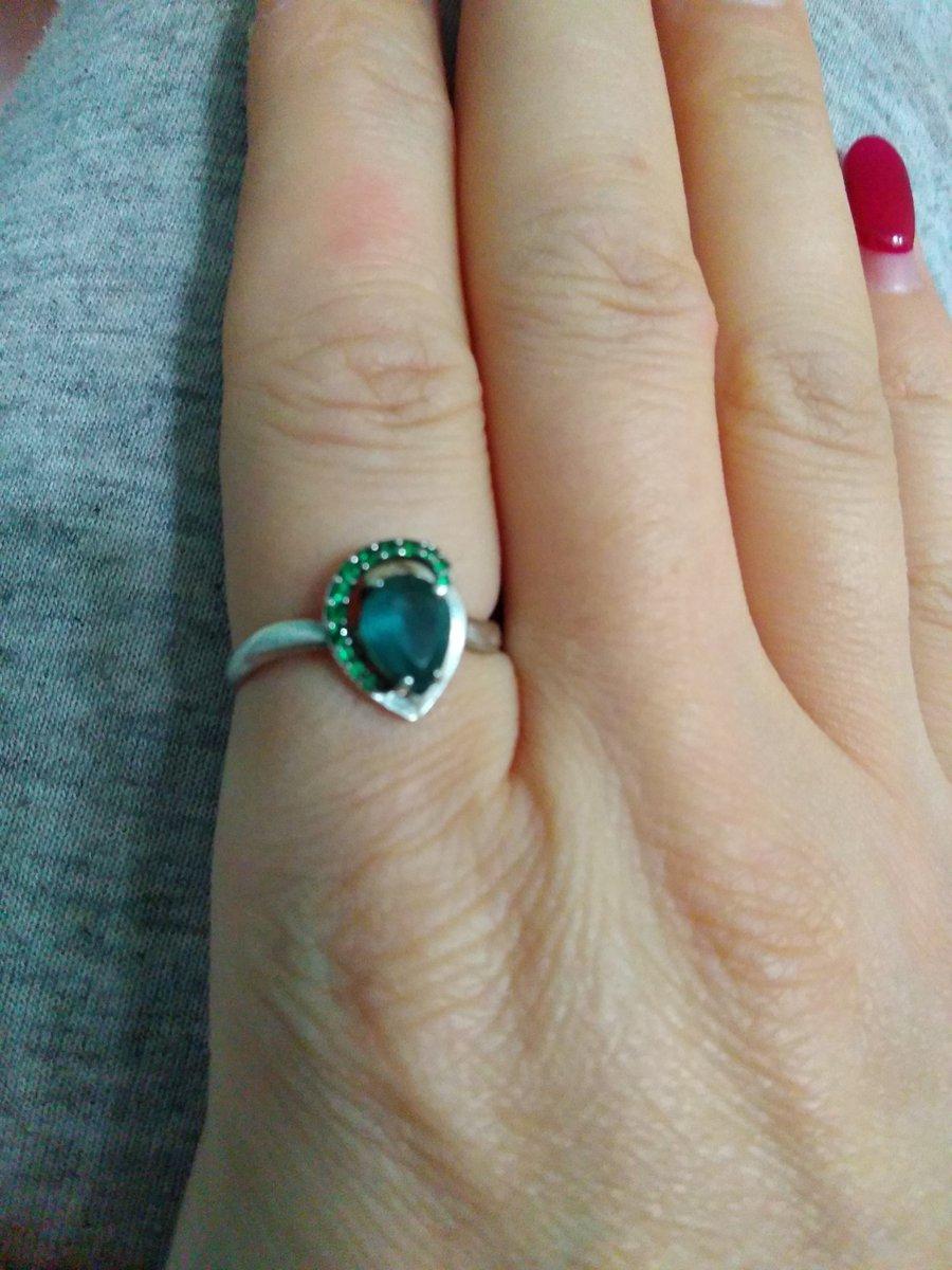 Красочное кольцо.