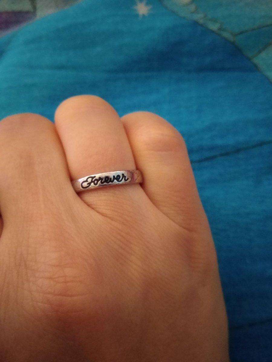 Символичное кольцо.