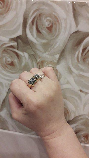 Не кольцо, а просто шедевр!!!