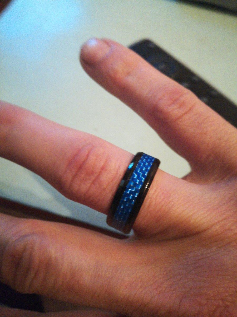Кольцо карбоновое