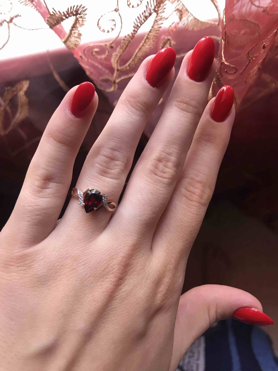 Я влюбилась в это кольцо 😍😍😍