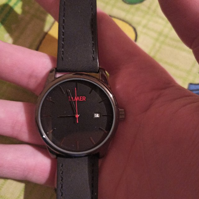 Хорошие часы за свои деньги, очень доволен.